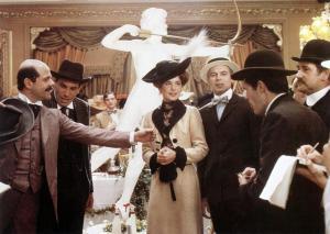 RAGTIME, Elizabeth McGovern (center), 1981, (c) Paramount